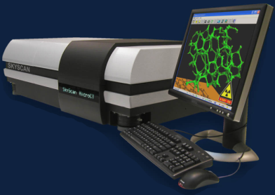 SkyScan 1172 MicroCT