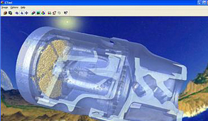 3D visualization software   Micro-CT