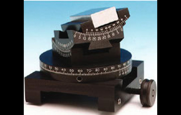 Manual 3 Axis Goniometer